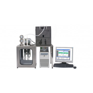 RPV-1 Pulp and Cellulose Viscometer System PSL-Rheotek