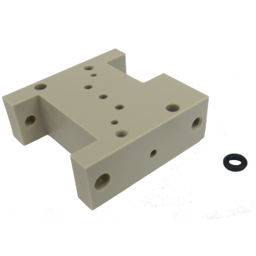 Manifold base assembly PSL-Rheotek