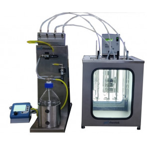 Vacuum System for Asphalt and Bitumen testing