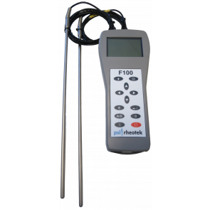 F100 Digital Precision Thermometer with 2 probes