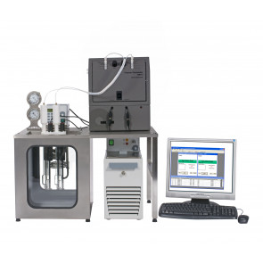 Two positions PP/PE viscometer